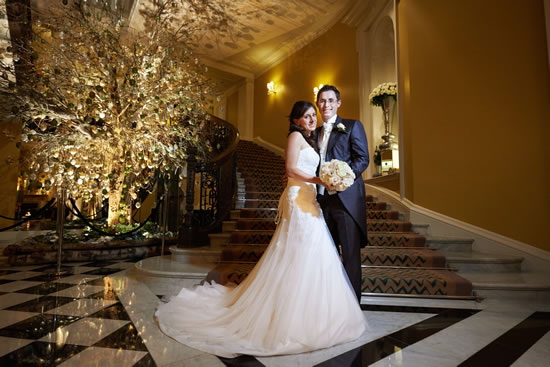 Hair & Makeup Services for Wedding at Claridges Hotel Mayfair London