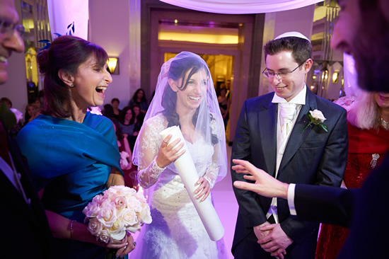 Bride & Groom at Claridges Hotel Mayfair Wedding - Makeup by Anabela of Maidenhead