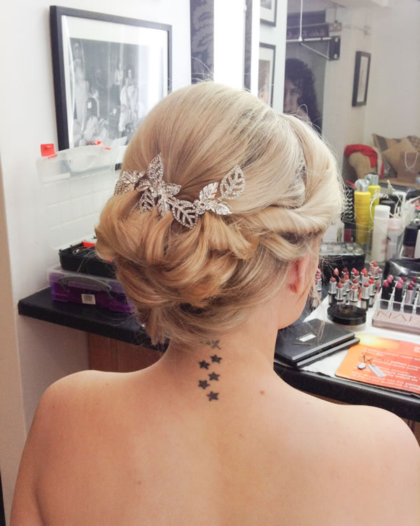 Wedding Hair & Make-up Trial can be at Anabela's in Maidenhead Berkshire or venue of your choice