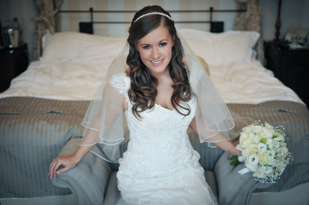 Windsor Berkshire Bride at Hotel - Hair & Makeup by Anabela, Maidenhead Makeup Artist