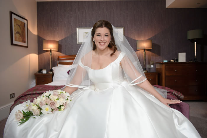 Maidenhead Berkshire Mobile Service for Bride on Wedding Day