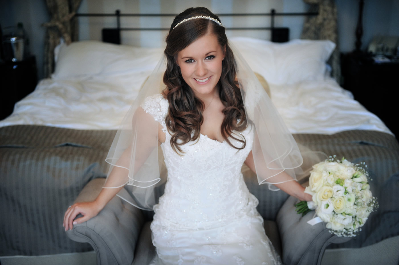 Wedding Hair & Makeup For Brides, Bridesmaids & Mothers in Berkshire, Surrey & surrounding areas